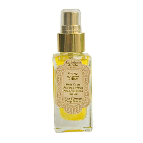 Argan & Orange Blossom Face Oil (Organic)