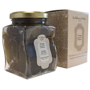 Black Soap with Eucalyptus