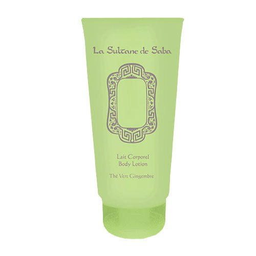 Green Tea & Ginger Body Lotion